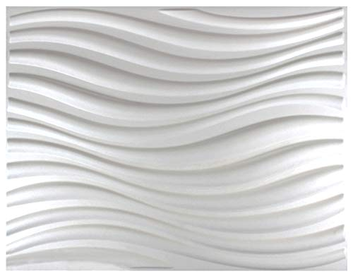 5 m², Paneele 3D Platten Wandpaneele 3D Wandplatten Wand Decke, 62x80cm ELEANOR