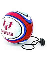 Messi Training 2 in 1 Soft Touch Training Ball - Red