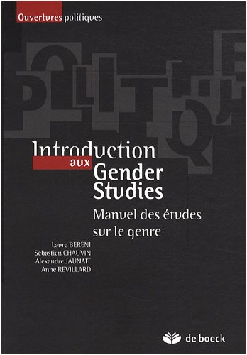Introduction aux Gender Studies : Manuel des études sur le genre