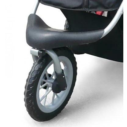 Pet Stroller,IPS-070, Black/Silver, Dog Carrier, Trolley, Innopet, Comfort EFA Buggy. Foldable pet buggy, pushchair… 6