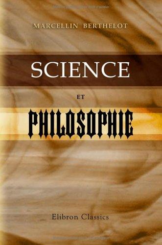 Science et philosophie
