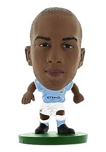 Soccerstarz Fútbol Starz SOC 971 - Man City Fabian Delph - Equipo para el hogar,