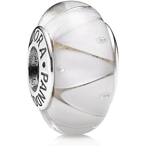 Pandora Accessori Donna argento 925 Perle coltivate d'acqua dolce