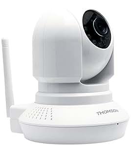 Thomson 512392 Caméra IP motorisée Wi-Fi