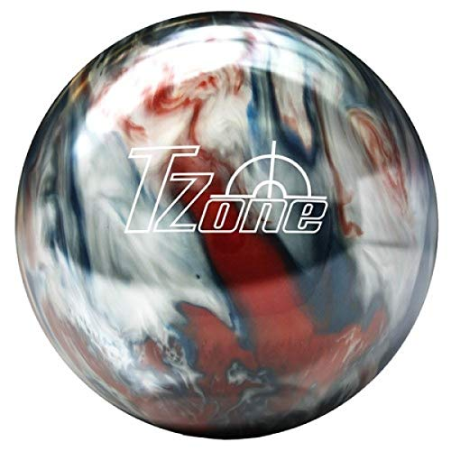 Brunswick Bowlingball TZone Patriot Blaze Cosmic in Allen Gewichten Größe 15 LBS