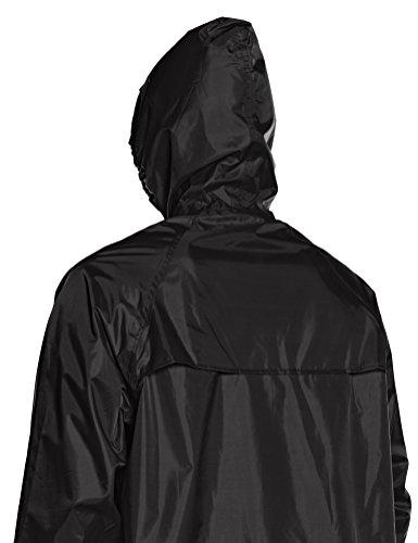 Result Heavyweight Waterproof Jacket & Trouser Set, Manteau Homme Noir - Noir