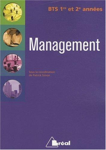 Management BTS 1re et 2e années