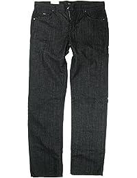 Hugo Boss - Jeans - Homme Noir Noir