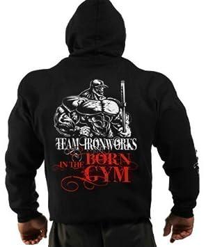 Capuche Bodybuilding Musculation VCAAtement dEntrainement dp BQPOEQP