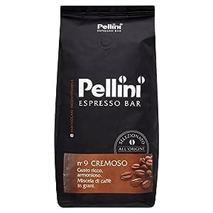 Pellini Caffè Caffè in Grani Pellini Espresso Bar N.9 Cremoso, 1 Kg