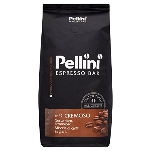 Pellini Caffè, Caffè in Grani Pellini Espresso Bar N. 9 Cremoso, 1 Kg