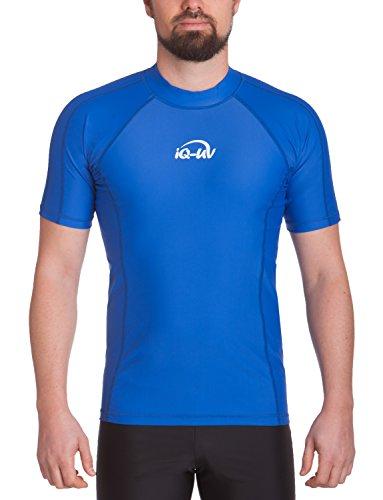 IQ UV Schutzkleidung Herren UV Shirt, Schwimmen Tauchen Kajak, recyceltes Material, aus Europa