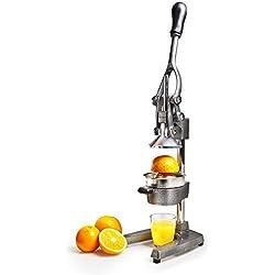 Lumaland Presse-Oranges et à Fruits Agrumes Efficace avec Un Levier mécanique et Ergonomique pour extraire Le jus - Facile à Nettoyer