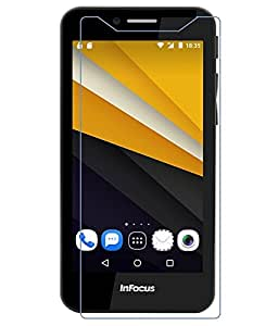 S Fancy Temper Glass For InFocus M812i