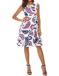 21b3bcde15 Poachers Vestido Fiesta Mujer Casual Verano 2019 Sexy Coctel Talla Grande  Elegante Simple Moda Slim Fit
