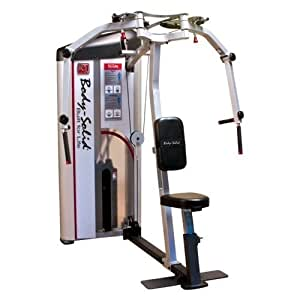 Body Solid Pro Club Line Series 2 Pec Fly and Rear Delts Machine With 210 lb Stack by Body Solid