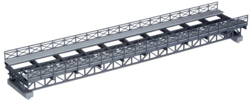 Kibri 39707 - H0 Fachwerk Stahlbrücke eingleisig