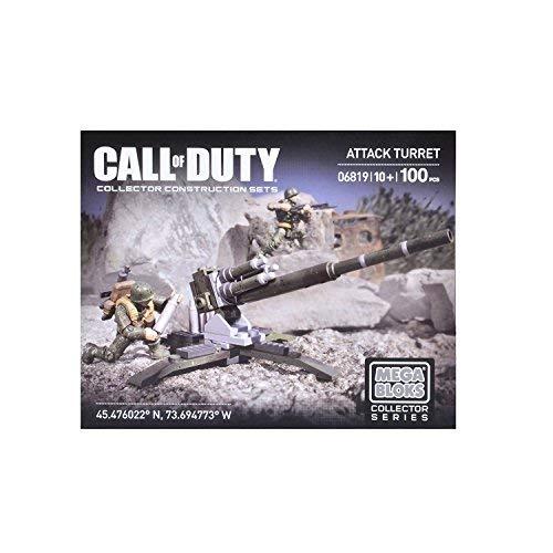 Mega Bloks Call of Duty - Attack Turret