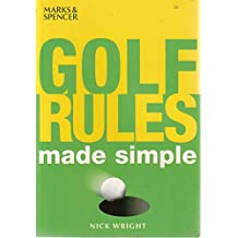 Golf Rules Made Simple