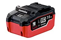 METABO 18V 7Ah LiHD Battery