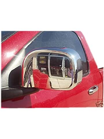 Dodge Ram 1500 - 2500 - 3500 Chrome Full Mirror Cover Kit by Paramount Restyling
