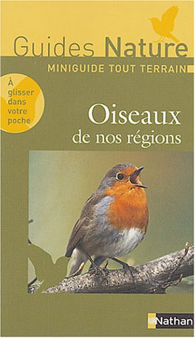 Oiseaux de nos régions par Collectif