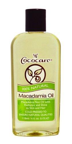 Huile de Macadamia, 4 fl oz (118 ml) - Cococare