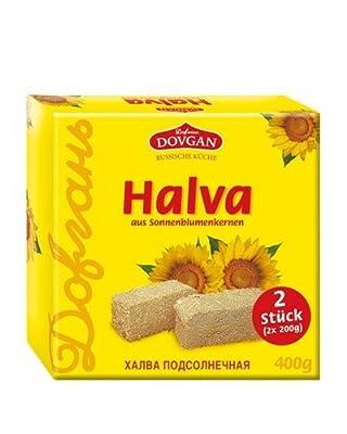 Dovgan Russische Halva aus Sonnenblumenkernen