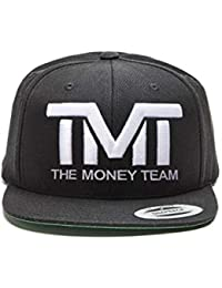 0d69673d420 Magic Custom The Money Team - Casquette Snapback Logo Blanc