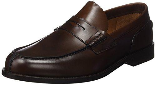 Lottusse L6902 Zapatos Hombre, Marrón Jocker P.Teak, 41 EU 7.5 UK