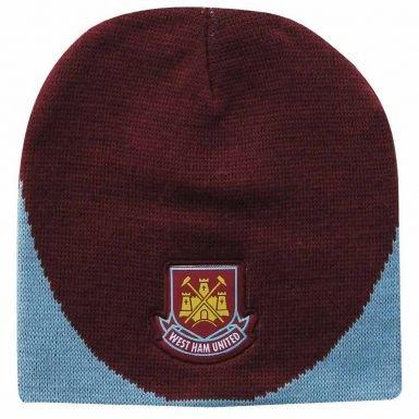 West Ham Beanie Hat