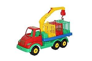Polesie Polesie44105 Multitruck - Camión de Juguete para Animales