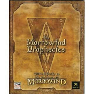 The Morrowind Prophecies, Official Guide to the Elder Scrolls III (0929843312) | Amazon price tracker / tracking, Amazon price history charts, Amazon price watches, Amazon price drop alerts