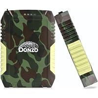Donzo - PB-02WR, Caricabatterie portatile LiPo impermeabile stile militare