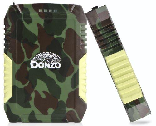 DONZO PB-02WR Powerbank Military Style wasserfest Li-Polymer Akku (7800mAh)