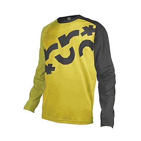 Uglyfrog 2017NEUF d'été pour homme Manches courtes Downhill Jerseys maillots VTT Mountain Bike Vêtements de cyclisme Jerseys M B11