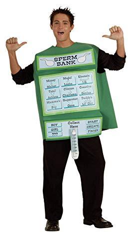 Kostüm Sperma - Horror-Shop Samen Bank Kostüm