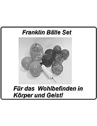 Franklin Set Balles–Pour le bien-être dans le corps et l'esprit. * * Nouveau * *