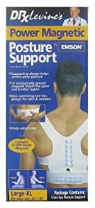 DRX Levine's Power Magnetic Posture Support Small-Medium