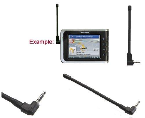 TMC Antenne Medion: Mini TMC Antenne für Aldi Medion Geräte der Serien PNA, GoPal P E X MD - Die Antenne unterstützt den TMC und TMC-Pro Empfang für Staumeldungen Radiomeldung -