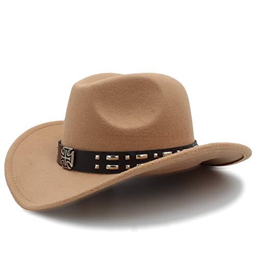 GHC gorras y sombreros Chapeu Cowboy Equestrian Cap 98773624b8a
