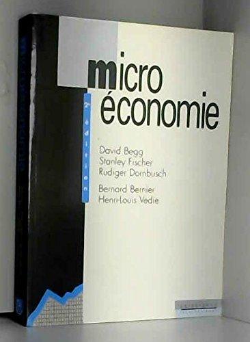 Micro-économie, 2e édition