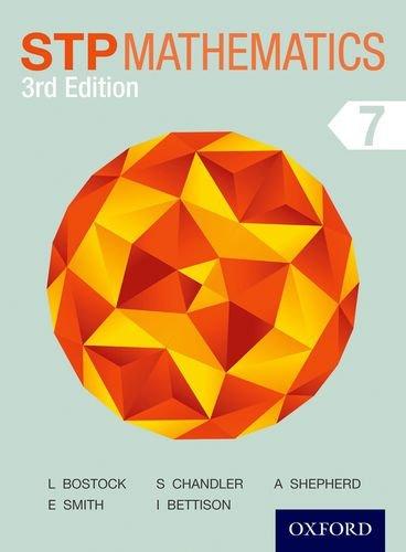 STP Mathematics 7 Student Book por Sue Chandler