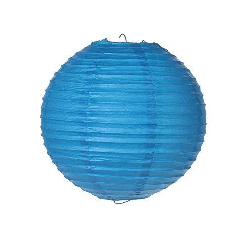 Darice 1174–68Japanisches Papier Laterne–Blau–20,3cm