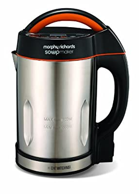 Morphy Richards 48822 Soupmaker - Stainless Steel