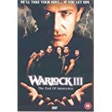 Warlock 3 - The End Of Innocence [DVD] by Ashley Laurence