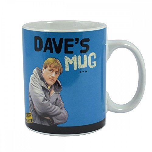 Only Fools & Horses Gift Dave's Mug - High Quality