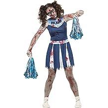 Smiffy 's 45614X S Zombie Disfraz De Animadora (XS)