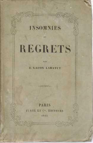 Insomnies et regrets