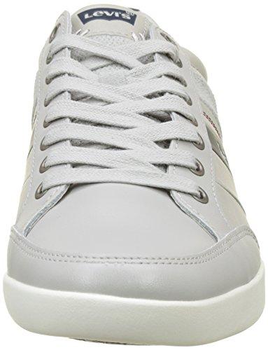 Levi's Herren Turlock Sneaker Grau (Light Grey)